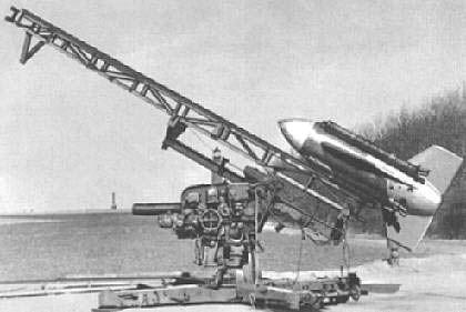 Le missile Enzian