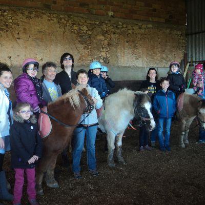 Berry Family et Handi Equus