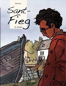 Stéphane Heurteau : Sant-Fieg – tome 2 : Armel (Coop Breizh, 2013)