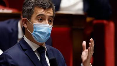 Nouvelle poussée dictatoriale du gouvernement: Darmanin demande la verbalisation de toute réunion non autorisée de plus de 6 personnes à l'extérieur dans toute la France