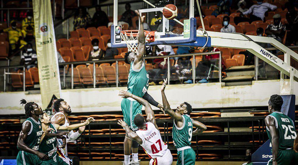 Le Kenya crée la sensation en battant l'Angola et se qualifie pour l'AfroBasket 2021 !
