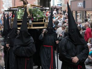 PERPIGNAN (procession de la Sanch 2014)