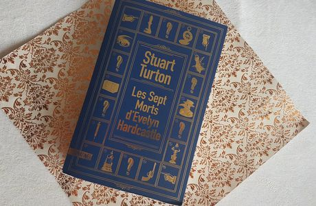 Les sept morts d'Evelyn Hardcastle de Stuart Turton