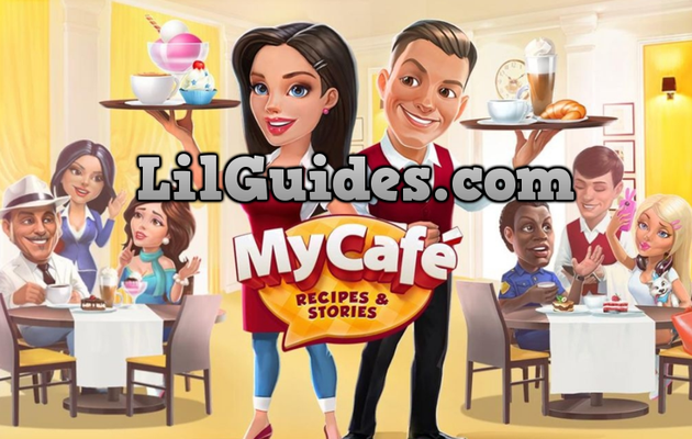 My Cafe Recipes and Stories Hack Gems and Coins - New Cheats for iOS and Android