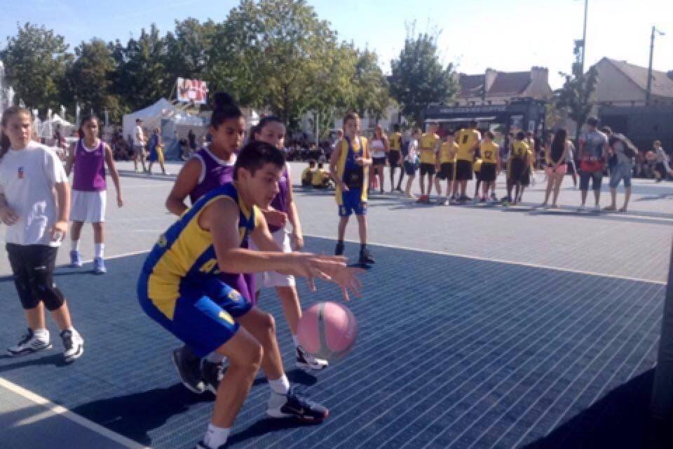 Matinée et/ou après-midi Basketball à Dijon avec de nombreux joueurs/ses de l'AJCB