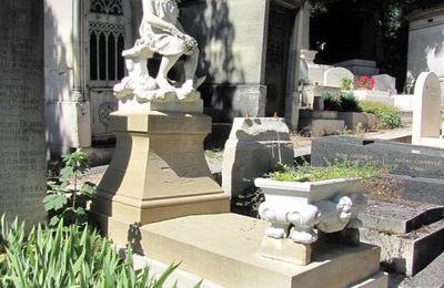Sépulture 'Famille Muller', cimetière du Père lachaise