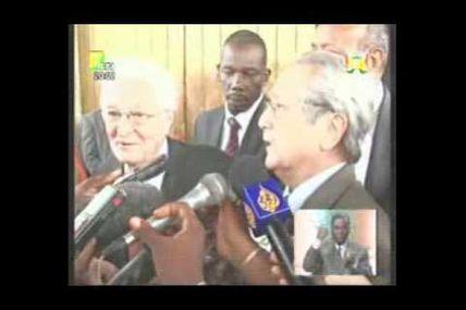 """Côte d'Ivoire - Dumas et Vergès, les """"Vieux (pas) sages"""" # 2 - Décembre 2010"""