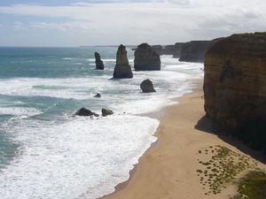 Australie : La Great Ocean Road