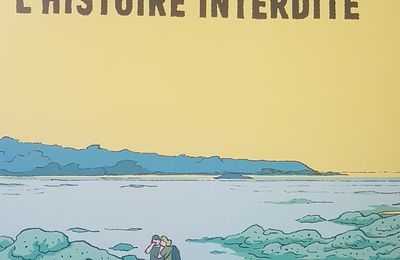 ALGUES VERTES, l'histoire interdite, d'Inès Léraud et Pierre Van Hove