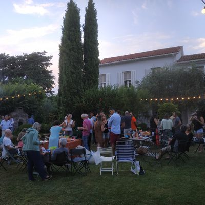 Garden Party du CAF Toulon – Jeudi 20 juin 2019