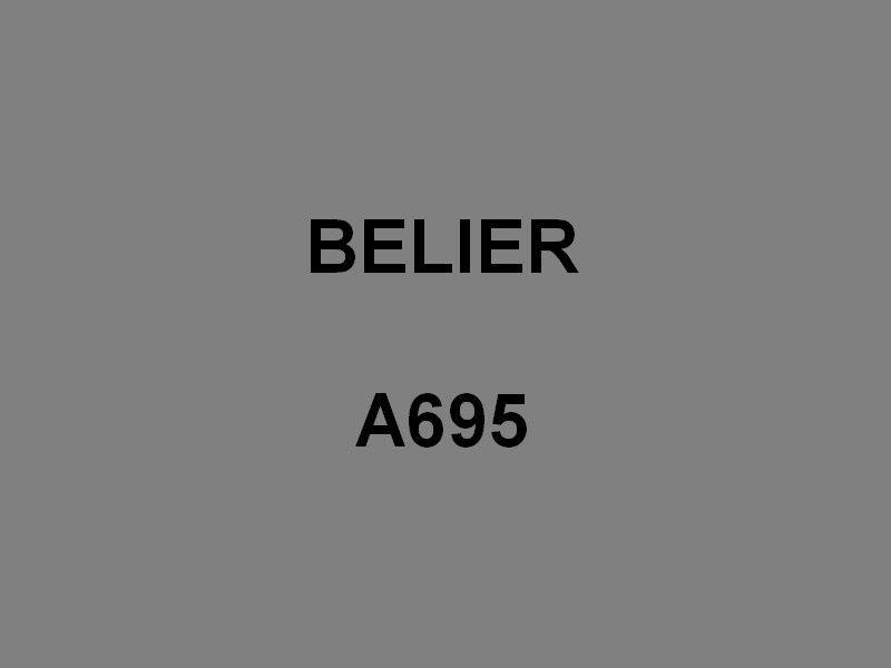 BELIER , A 695 , Remorqueur Cotier Voith - Schneider ( RCVS) en petite rade de Toulon le 09 février 2018
