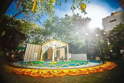 Significance And Ideas For Mandap Decoration