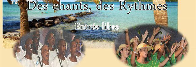Du 15 au 17/07/16 - La Chorale du François Martinique - Bouches du Rhône