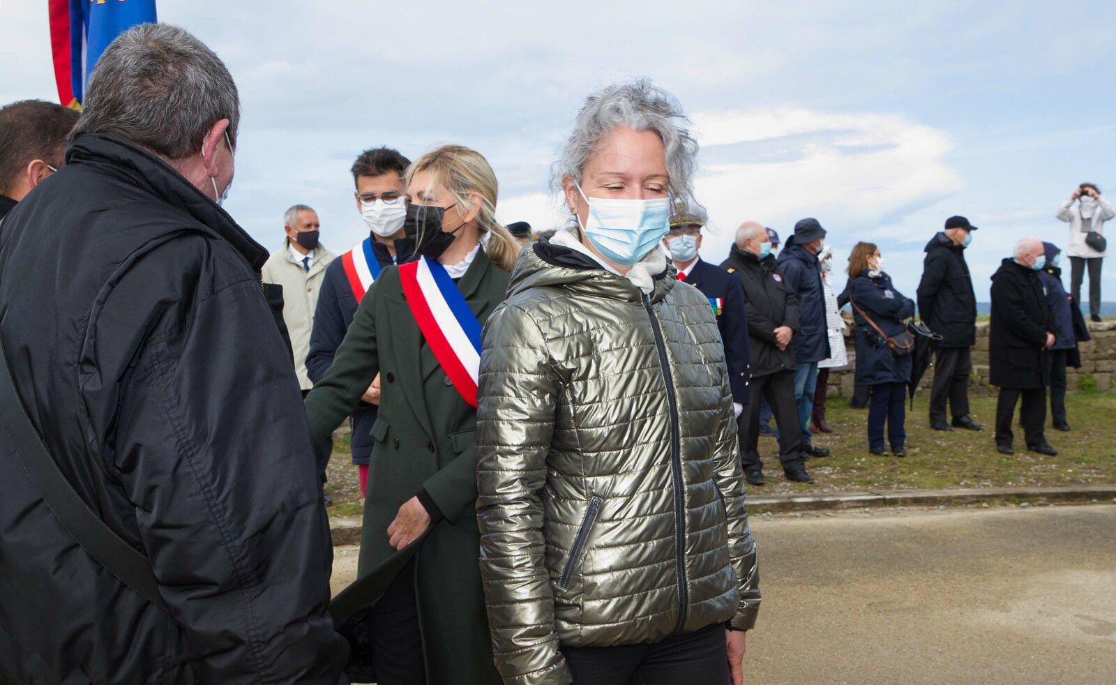 22 MAI 2021 - CÉRÉMONIE DU SOUVENIR ET RAVIVAGE DE LA FLAMMME DE LA NATION (LES PHOTOGRAPHIES)