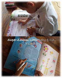 Un trimestre en maternelle avec un gaucher… Nous avons testé le Stabilo Easy Original…