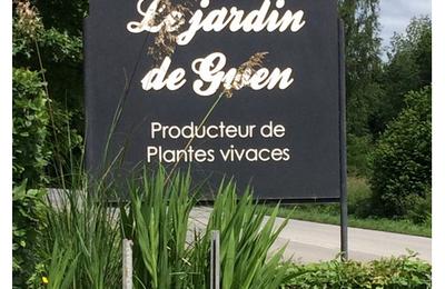 """La SHBL en visite dans le jardin d'Olga et de à la pépinière de plantes vivaces """"Le jardin de Gwen"""" dans le Trégor"""