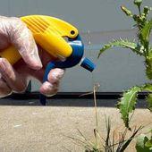Faire son désherbant naturel pour le jardin