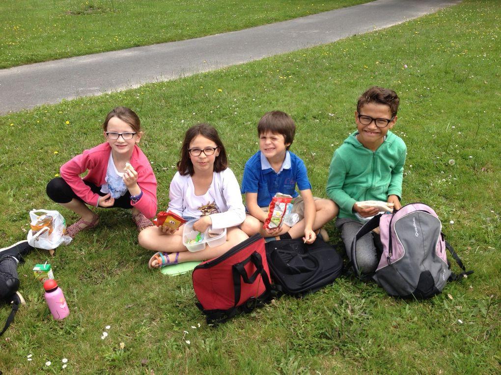 GS-CE1/CE2 : Déjeuner sur l'herbe