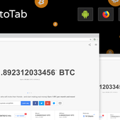 Earn Bitcoins while using Google Chrome