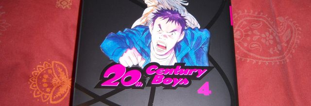 20th Century Boys Édition Deluxe tome 4