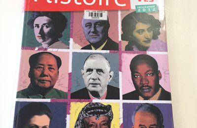 manuel Histoire Terminale L et ES