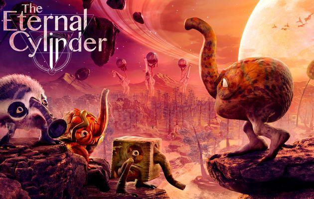 [ACTUALITE] The Eternal Cylinder - Découvrez un monde extraterrestre vibrant