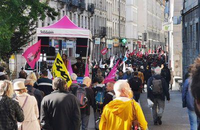 Retour sur la manifestation du 5 octobre