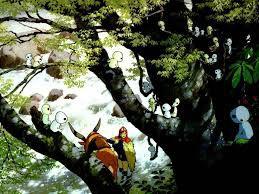 Cine90 : Princesse Mononoke, Miyazaki (1997) Vidéo