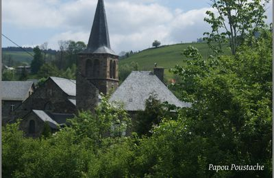 Les villages du Cantal: Allanche