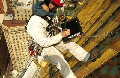 Rope Access- An Effective Approach For The Technicians