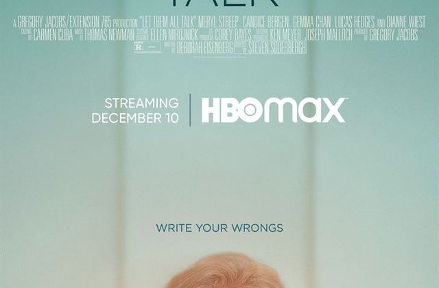Critique Ciné : Let Them All Talk (2020, HBO Max)