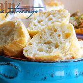 pain sans pétrissage inratable de Jim Lahey