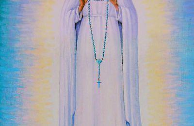 ITAPIRANGA - BRÉSIL - Message de la Reine du Rosaire et de la Paix - 28 Novembre 2020