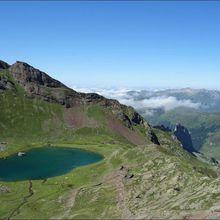 Lac d'Anglas via Gourette ( Pyrénées-Atlantiques 64 ) AA Rando