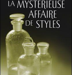 La mystérieuse affaire de styles - Agatha Christie