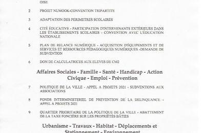 Mantes-la-Jolie. Conseil municipal lundi 19 avril 2021