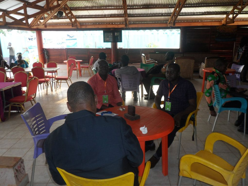 Conference Diner (Eco-Park) and Lunch