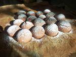 Petits biscuits polonais aux épices au chocolat Pierniczki