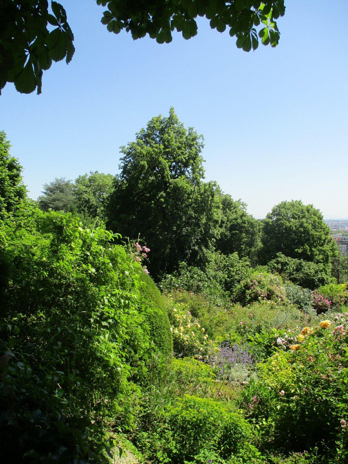 Le jardin de la Bonne Maison