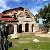 Mission San Antonio de Padua - Wikipedia