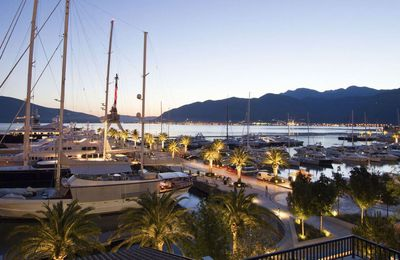 A new international award for Porto Montenegro at London Boat Show
