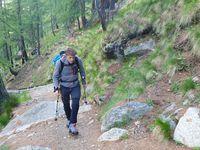 Alpinisme : Bec de Monciair  3545 m