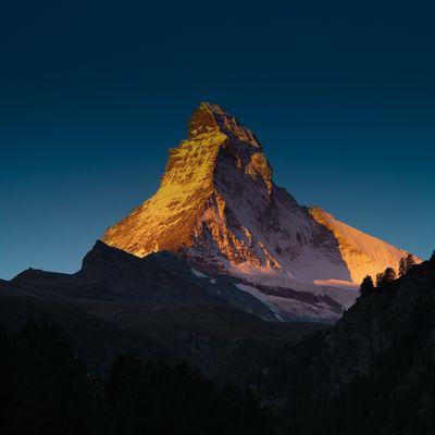 Le Cervin Matterhorn