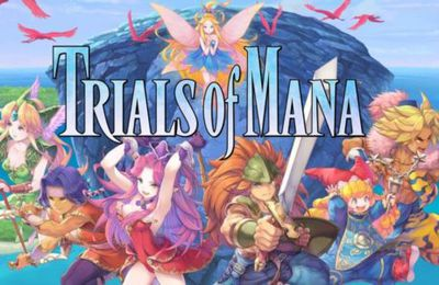 Trials of Mana fête son 25e anniversaire