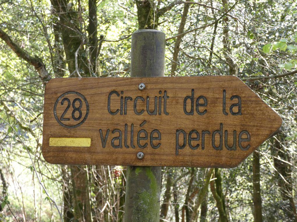La vallée perdue à Loc Eguiner