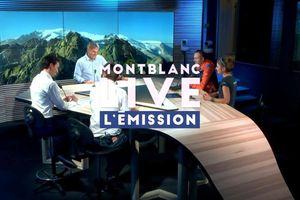 Trail, Innovation, patrimoine de Haute Savoie et pays de Filière, reportage  sur MBLIVE TV dans Montblanc Live l'émission!