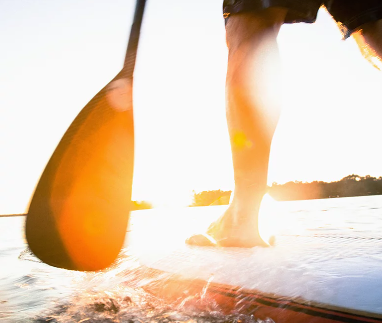 April marine Paddle Jam, runs chronométrés et randonnée aquatique jusqu'au milieu du vieux port !