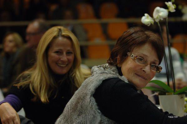 Championnats d'Europe de show : concours de modèle & allures PSAR