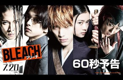 Le film live Bleach le 14 septembre via Netflix