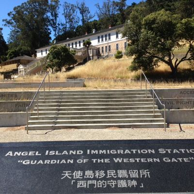 San Francisco : Angel Island